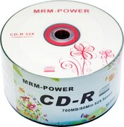 CD-R MRM 700MB 52X SL-10