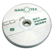 CD-R NANOTEX PB/10