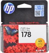 Hp 178 cb317he photo black ink cartridge